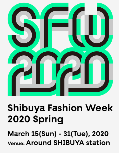 Shibuya Fashion Week 2020 Spring